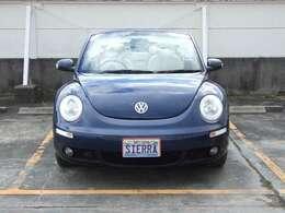 2007年式VWニュービートルカブリオレとなっております。