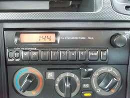 AM/FM ラジオ♪