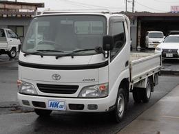 トヨタ ダイナ 2.0 シングルジャストロー 5MT 集中ドアロック 最大積載量1250kg