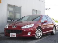 プジョー 407 セダン の中古車 SV 3.0 埼玉県八潮市 18.0万円
