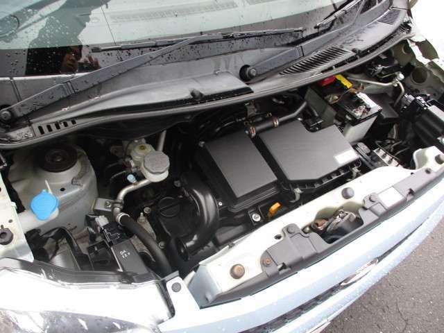 エンジンルームも清掃済みです!日本全国納車可能ですので遠方の方でもお気軽にお問い合わせください。