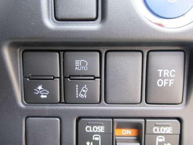 トヨタセーフティセンス(衝突被害軽減ブレーキ、車線逸脱認識機能、オートハイビーム)