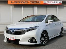 トヨタ SAI 2.4 G 純正ナビ ETC ロングラン保証1年
