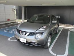 日産 ジューク 1.5 15RX Vセレクション エマブレ・カーナビ