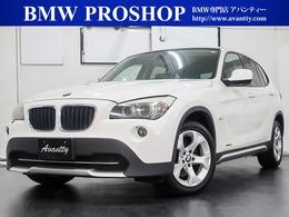 BMW X1 sドライブ 18i 社外ナビ キセノン コンフォートA ETC