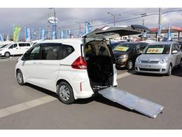 ホンダ フリード+ 1.5 福祉車両 G スロープ サイドエアバッグ