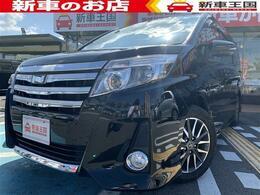 トヨタ ノア 2.0 Si Pスタート・両側電動ドア・後席モニタ-