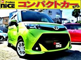 トヨタ タンク 1.0 G S 安全ブレーキ・ETC・純正オーディオデッキ