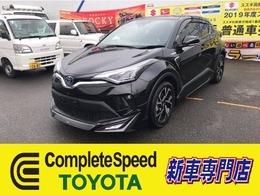 トヨタ C-HR ハイブリッド 1.8 G 新車モデリスタコンプリート