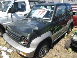 三菱 パジェロジュニア 1.1 ZR-I 4WD