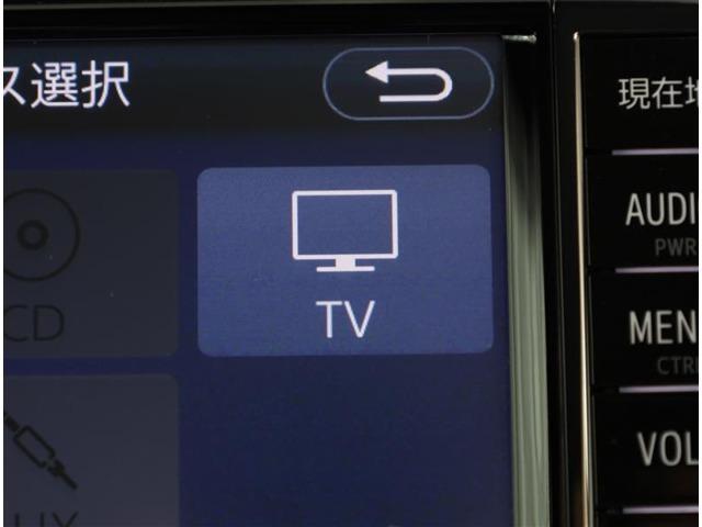 ワンセグ対応のTVなので、テレビ映像も受信できますよ!