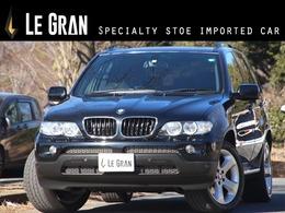 BMW X5 スポーツパッケージ 社外ナビ フルTV バックカメラ HID