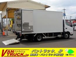 日野自動車 デュトロ ワイドロング 冷凍 2t 東プレ 格納パワーゲート サイドドア 低温