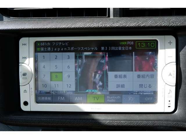 純正ナビ/Bluetooth/TV/バックカメラ装備♪