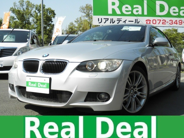 BMW3シリーズクーペMスポーツPKG入庫☆カジュアル輸入車はリアルディールへ♪