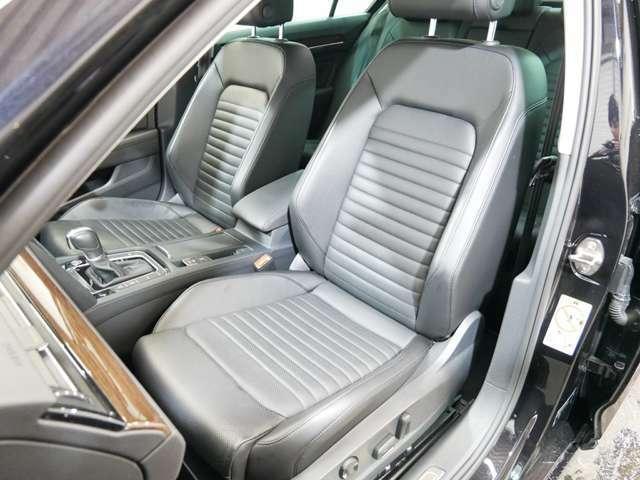HightLine専用 ブラックナパレザートップコンフォートシート(メモリー電動シート) シートヒーター/ベンチレーター/マッサージ機能付き