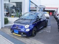 アバルト 595 の中古車 コンペティツィオーネ 愛知県名古屋市名東区 324.5万円