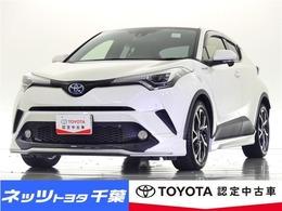 トヨタ C-HR ハイブリッド 1.8 G 純正SDナビ