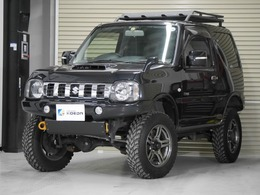 スズキ ジムニー 660 クロスアドベンチャー 4WD リフトアップ・キャリア・ナビ・ETC