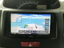 こちらのお車のナビはDVD再生・フルセグTV・Bluetoothがお使いいただけます!!