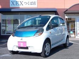三菱 アイ・ミーブ(軽) M 駆動用バッテリ容量残存率104パーセント