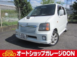 スズキ ワゴンR 660 RR Tチェーン キーレス CD/MDデッキ HIDライト