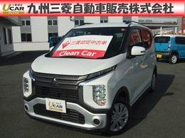三菱 eKクロス 660 M 新車保証継承