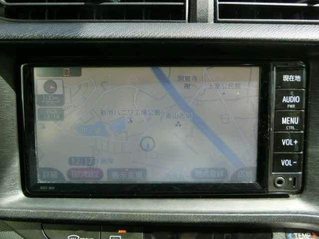 純正SDナビ<NSCD-W66>Bluetooth・ワンセグTV・CD・SD・AUX