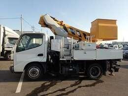 最大積載量:400kg・車輌総重量:6525kg