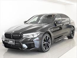 BMW M5 4.4 4WD 黒革 ステアリングヒーター ACC HUD 20AW