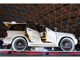 米国レクサス LX 470 4WD 当社デモカー1/1プラモデルcustom