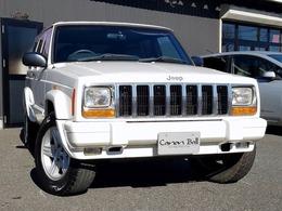 ジープ チェロキー リミテッド 4WD リミテッド黒本革&ウッド内装2001y最終型