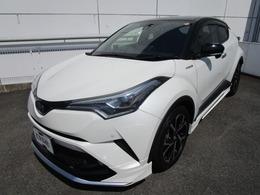 トヨタ C-HR ハイブリッド 1.8 G LED エディション 禁煙9インチナビTVバックモニタ車検R5/1