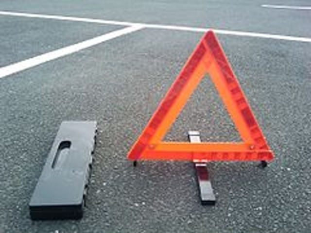 Bプラン画像:三角表示板(イメージです)