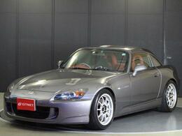 ホンダ S2000 2.0 レイズ18インチAW オーリンズ車高調