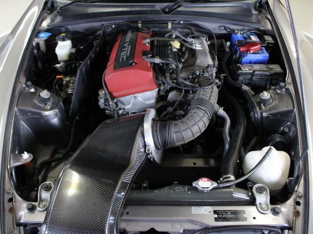 VTECエンジン!!エンジン良好!クリーニング済み!