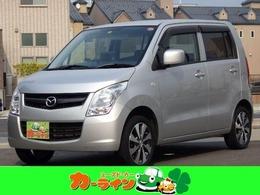 マツダ AZ-ワゴン 660 XG 4WD ポータブルナビ TV 禁煙車 15AW