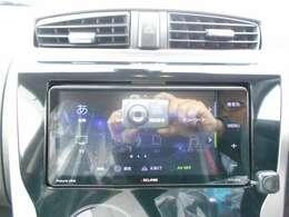 メモリーナビには、地デジTV、Bluetooth対応、CD再生、SD音楽再生など充実した装備となっております♪