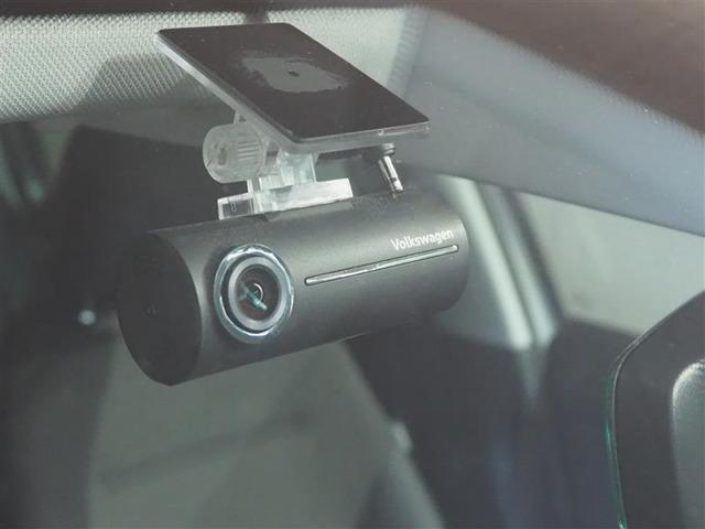 ドライブレコーダ付車。万が一の時も画像が残り安心です!