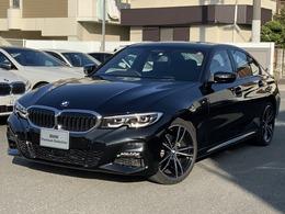 BMW 3シリーズ 320d xドライブ Mスポーツ ディーゼルターボ 4WD デビューPKG コンフォートPKG Pアシスト+