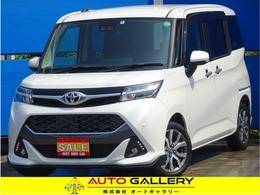 トヨタ タンク 1.0 カスタム G-T スマアシ3/タ-ボ/両Pスラ/9ナビ/全方位/LED