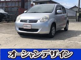 トヨタ パッソ 1.0 X ユルリ 検R5/5 スマートキー ETC ナビ CD