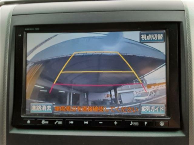 純正8インチHDDナビ フルセグTV バックカメラ付き