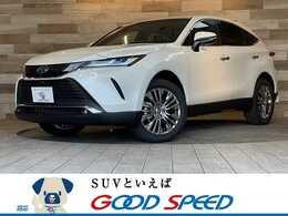 トヨタ ハリアー 2.5 ハイブリッド Z 新車 パノラミックビューモニター LED