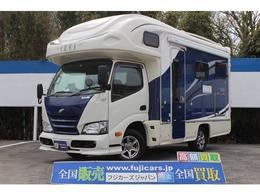 トヨタ カムロード キャンピング ナッツRV製 クレア5.3Xエボリューション トリプルS