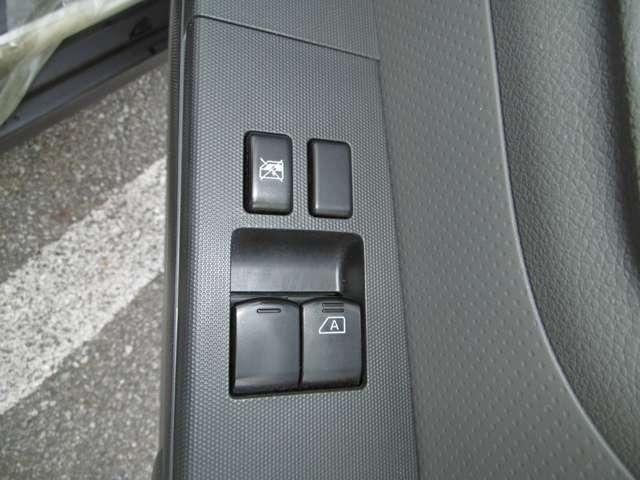 運転席、助手席はパワーウィンドウが付いてます!