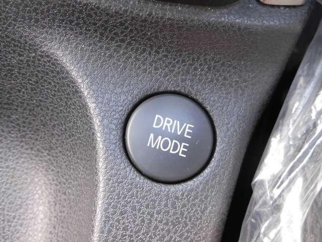 ドライブモード「ECO」「S」モードでが選べe-POWERならではの走りを楽しめます。