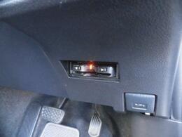 ETCも装備していますよ!ETC車載機を利用すると高速料金が割引に!!サイフにも優しい装備ですね♪