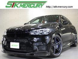 BMW X6 M 4.4 4WD 3Dデザイン シュニッツァー22AW アクラボM