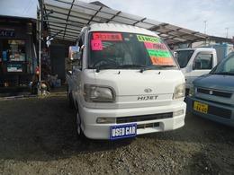 ダイハツ ハイゼットトラック ジャンボ 4WD エアコン アルミ
